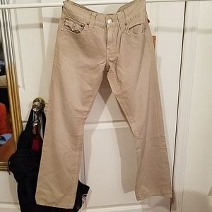 True Religion Khaki Pants